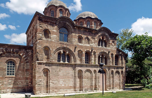 Muğla Fethiye Müzesi.