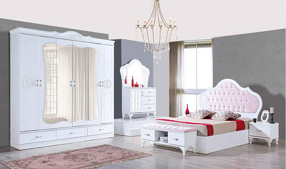 ahenk yatak odası