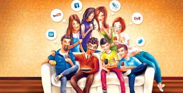 Sosyal Medya Çılgınlığı