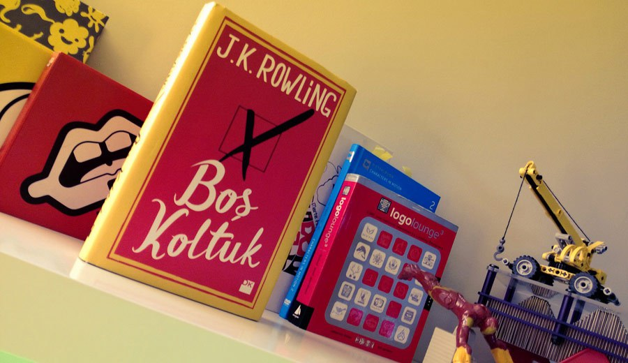 J.K. Rowling – Boş Koltuk