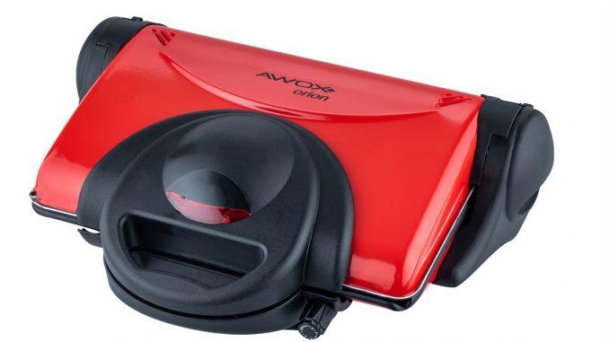 Awox Orion Kırmızı Tost Makinesi